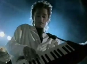 Play that synth boy! er, girl...?